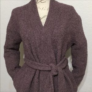 ae7a503f60 UGG Intimates   Sleepwear - NWT UGG ANA SWEATER KNIT FLUFFY CLASSIC ROBE L